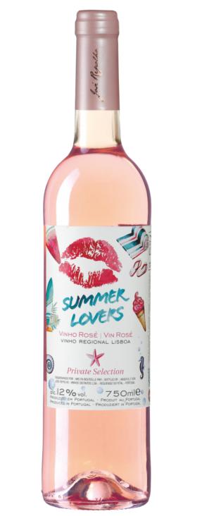 SUMMER LOVERS ROSÉ